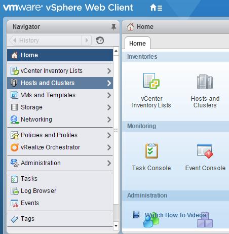 VMware vCenter Server 6 0 – Adding a VMware ESXi 6 0 Host to